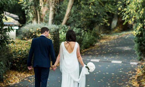 wedding-walking
